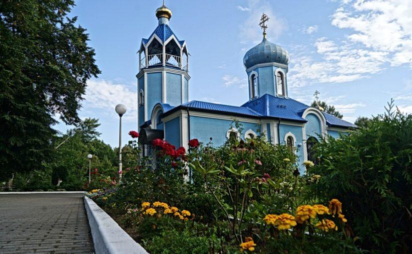 Престольный праздник в храме Донской иконы Божией Матери, пос.Донское