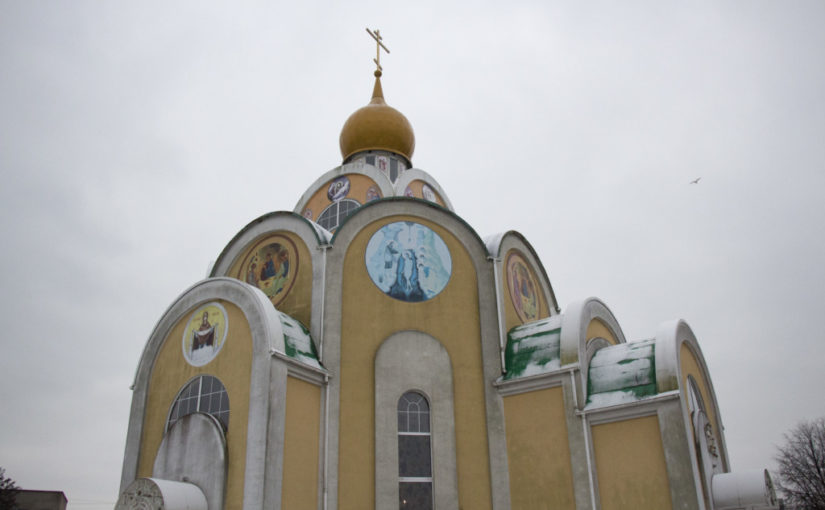 Престольный праздник храма святой великомученицы Варвары в г.Светлом