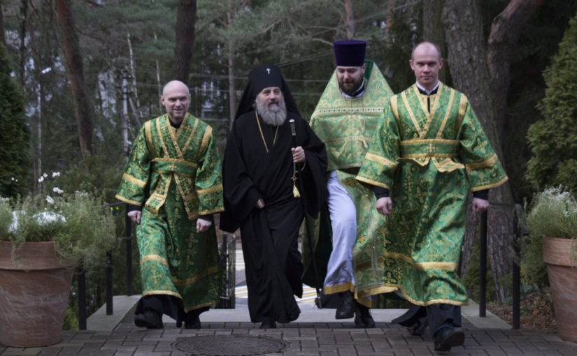 Престольный праздник храма прп.Серафима Саровского г.Светлогорска