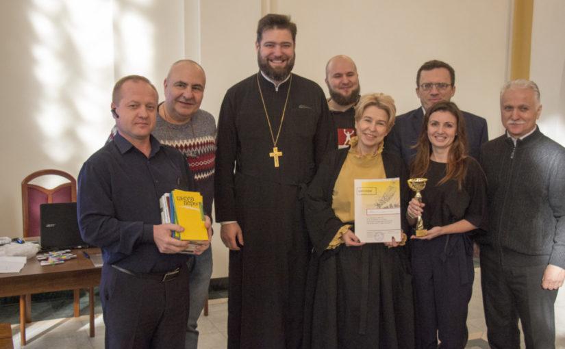 Состоялся турнир на кубок Калининградской епархии по интеллектуальной игре Что? Где? Когда?